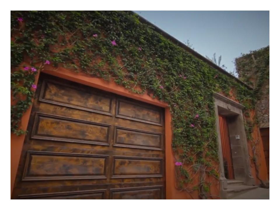 Real Estate San Miguel de Allende Casa Patio