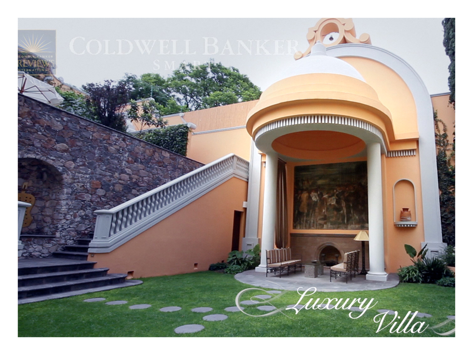 Real Estate Luxury Villa @San Miguel de Allende