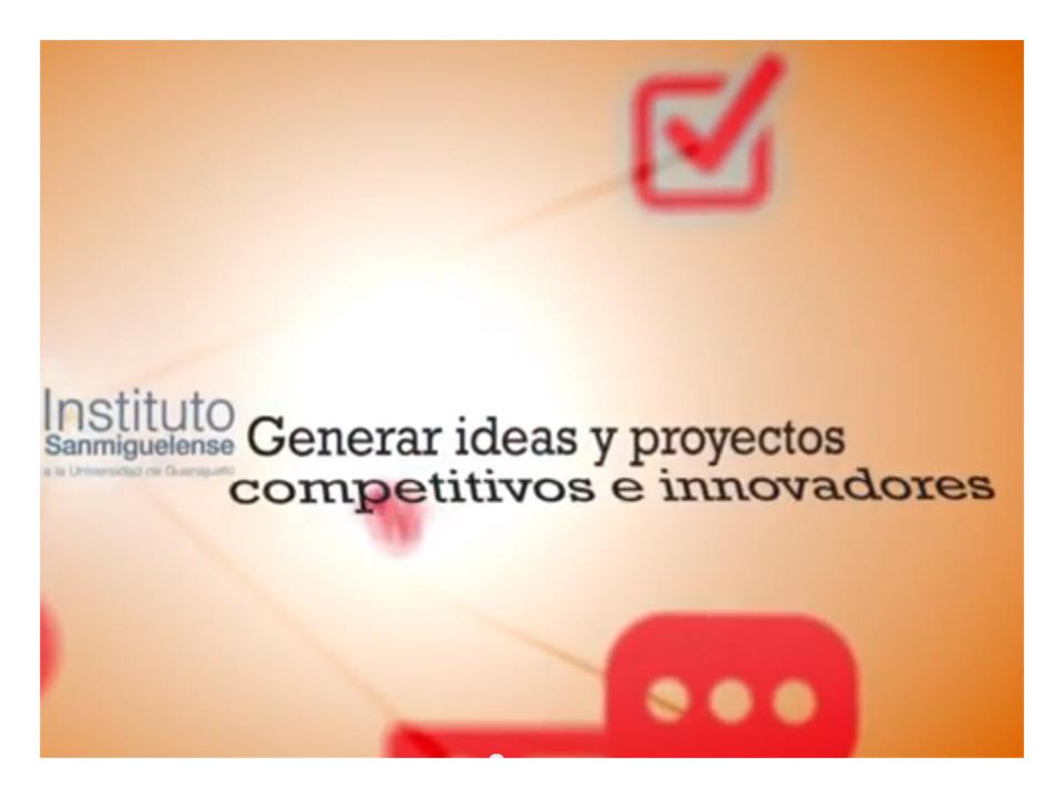 Instituto Sanmiguelense: Licenciatura en Gestión Empresarial