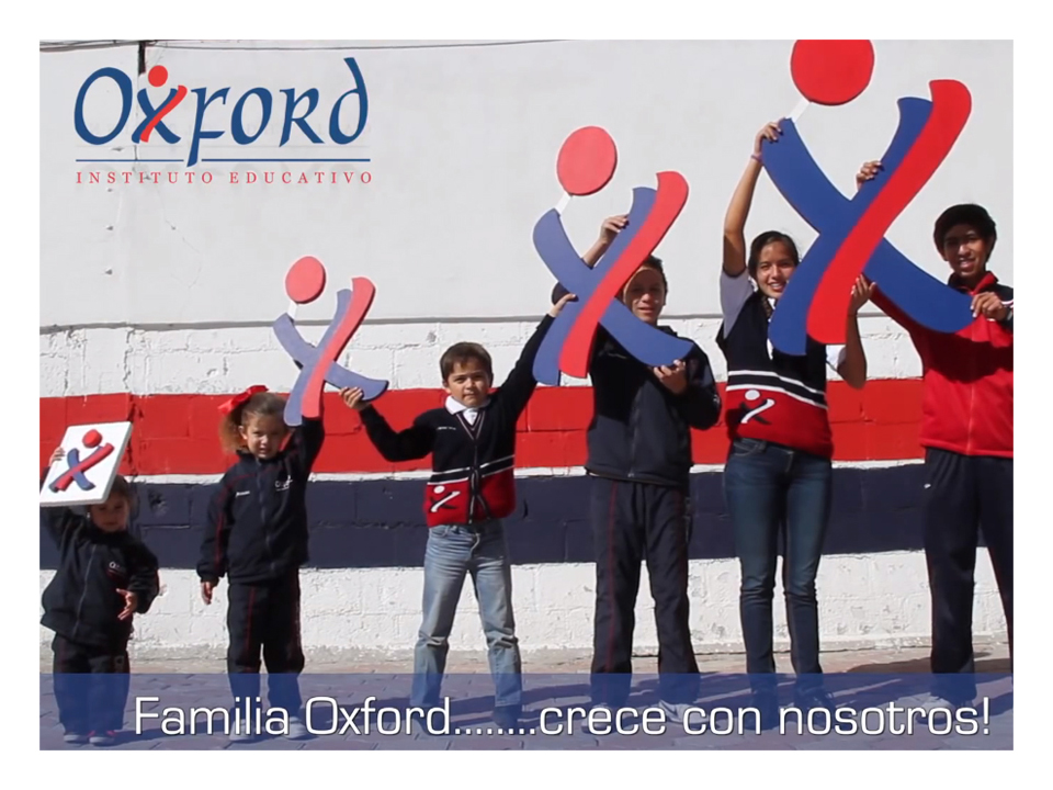 OXFORD INSTITUTO: KINDER, PRIMARIA, SECUNDARIA, PREPA