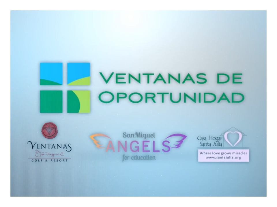 Fund-raising for orphans in San Miguel de Allende