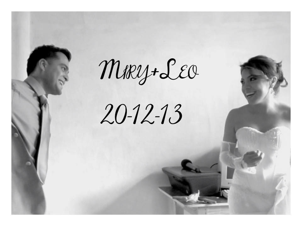 Love at First Sight – Miry + Leo