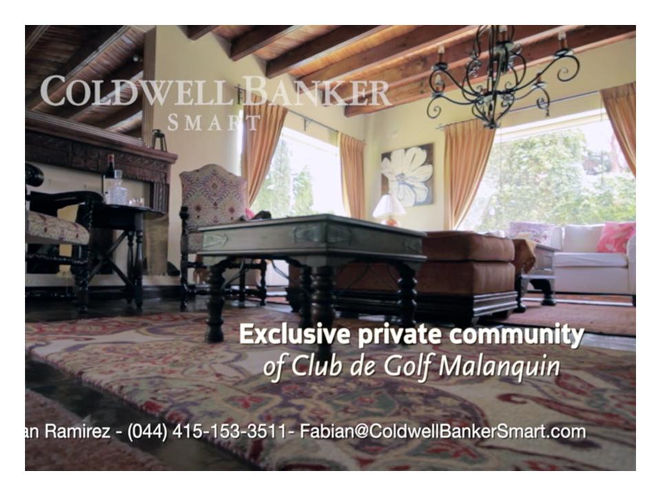Real Estate San Miguel de Allende – Casa Granada Golf Club