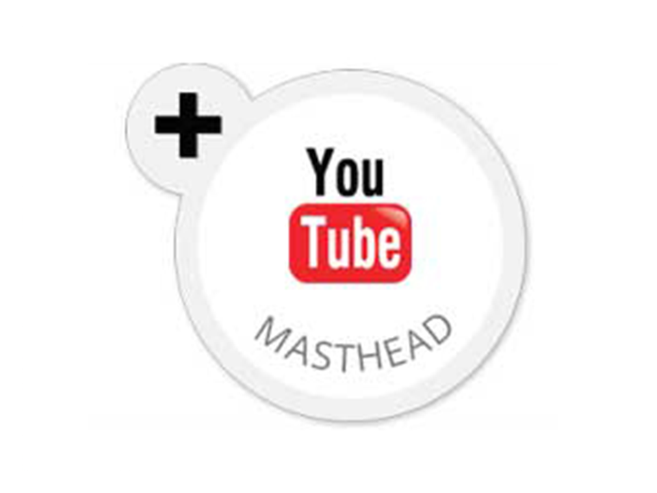 GOOGLE DOUBLECLICK CERTIFICATION – YOUTUBE MASTHEAD